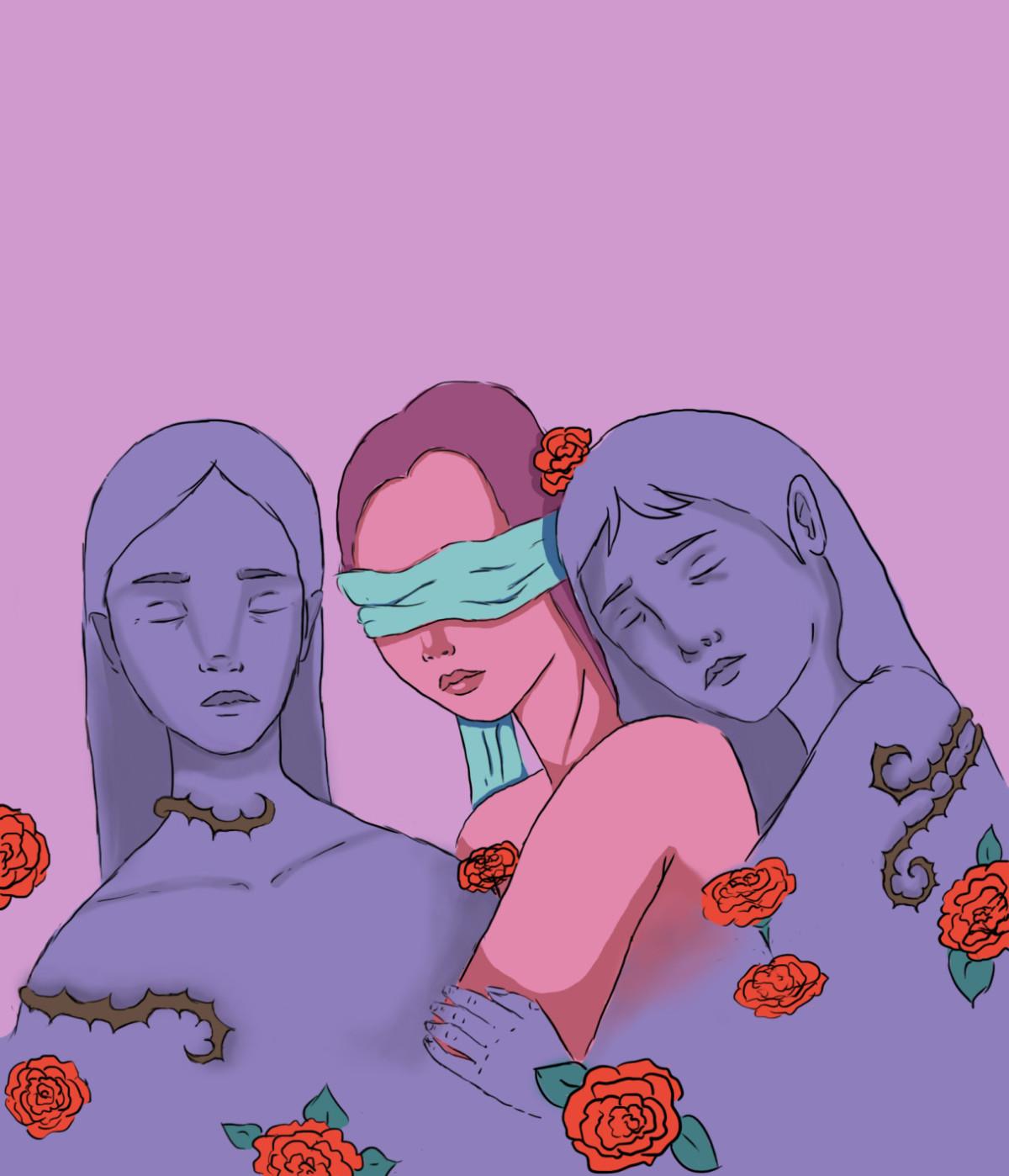 Ilustración Luciana Basso interior
