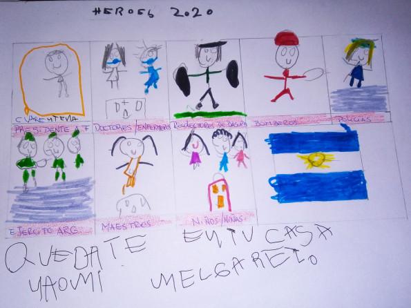 Naomi 5 años El Monte, Quilmes