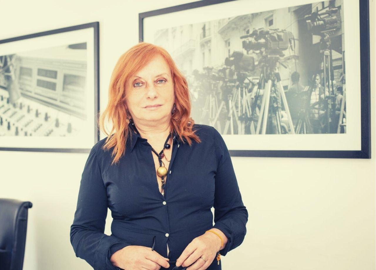 Miriam Lewin foto portada